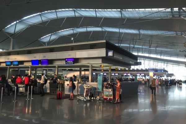 ホーチミン空港