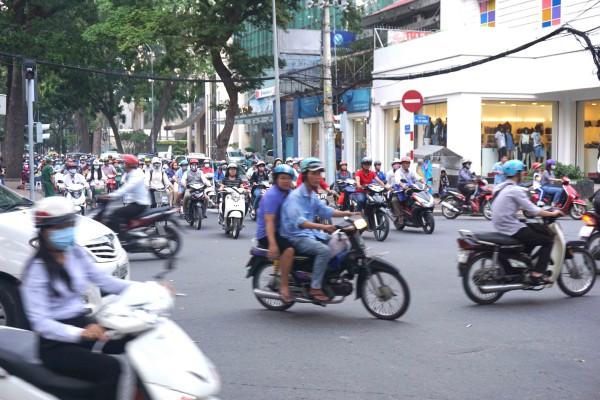 ベトナムバイク