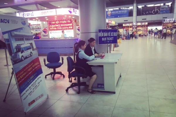 ニャチャン空港バス