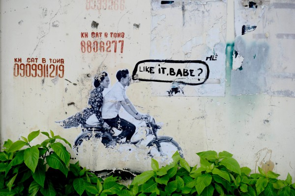 vietnamwallart
