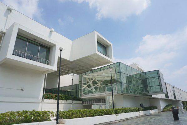 台北市立美術館建築